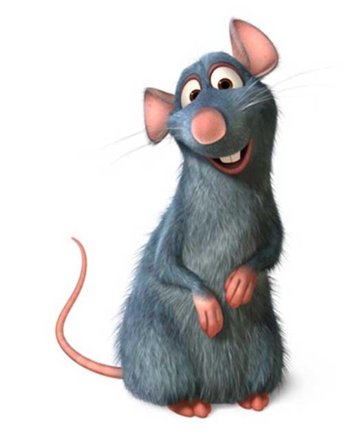 Ratatouille Remy Chef Sonhar com Hamster: Si...