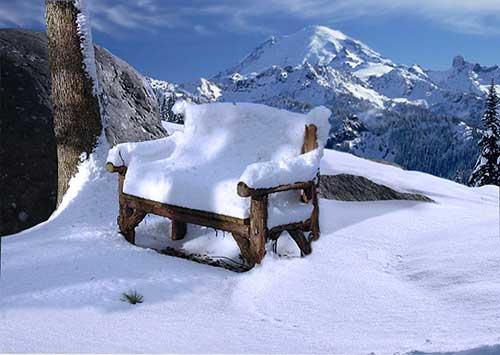 sonhos com neve