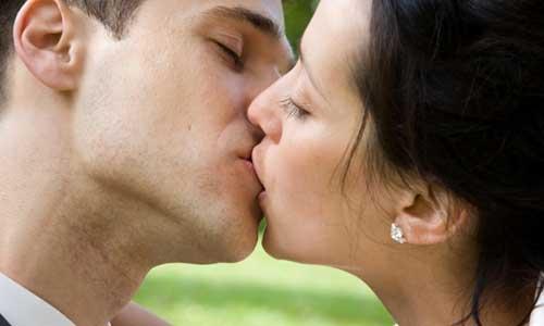 sonhei com beijo