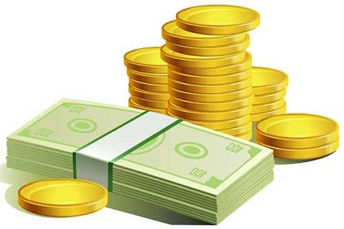 com moedas