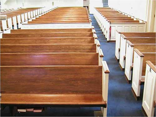 sonhos com igreja